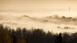 Köd borítja be Somogyot