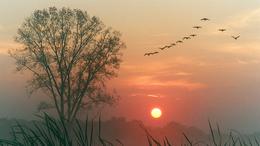 Felhős és napos tájak váltják egymást Somogyban