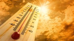 Szerdától hőségriasztás!