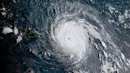 Nem tartott még ilyen erős hurrikán Európa felé