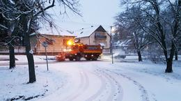 Hideg téli idővel kezdődik a hét