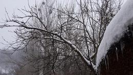 Az extrém hideg és a hó miatt is figyelmeztetés van érvényben