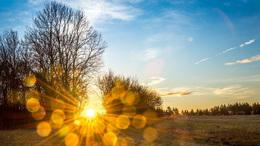 Az átmeneti lehűlés után hétfőtől visszatér a tavaszias idő