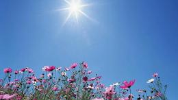 Egyelőre folytatódik a napos, kora nyáriasan meleg idő
