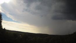 Megnyitották az égi csapokat Kaposvár felett