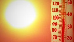 Ma tetőzik a hőség, a déli tájakon 40 fok közelébe melegszik a levegő!