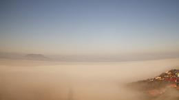 Az egész országban sűrű ködre figyelmeztetnek!