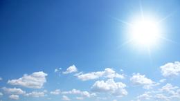 Használjuk ki a hétvégét, végre száraz, meleg idő várható!