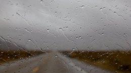 A jövő héten is többször várható eső