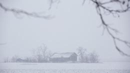 Hófúvás miatt figyelmeztet az OMSZ