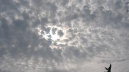 Egyre több felhő érkezik fölénk!