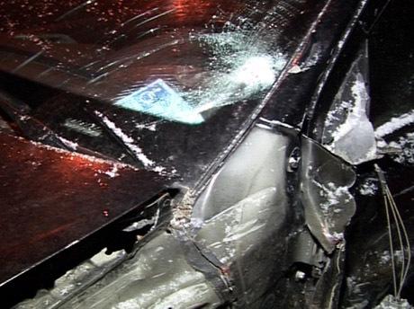 mozgaskorlatozott kartya balesetes autón