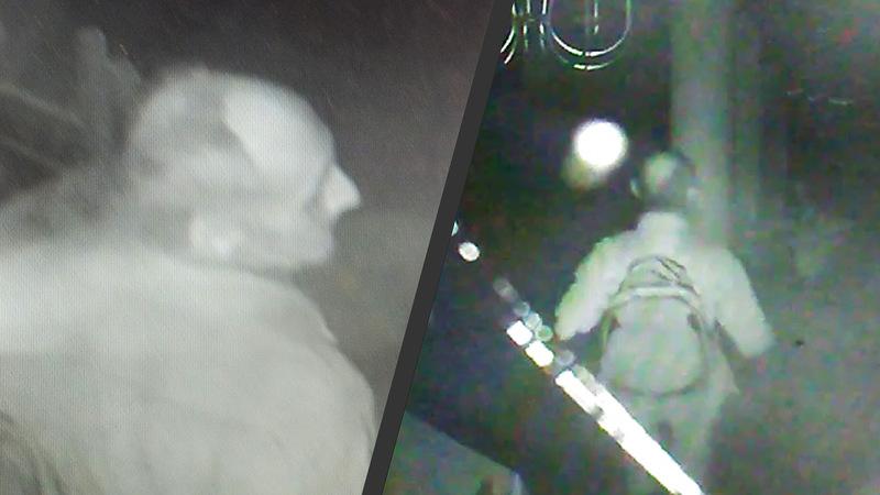 Az elkövetőről kamerafelvétel áll rendelkezésre.