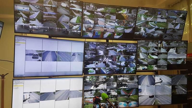 Ősztől tovább bővül a 180 kamerából álló rendszer Kaposváron