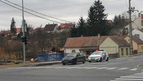 Autós üldözés Kaposváron: nem sikerült elmenekülni