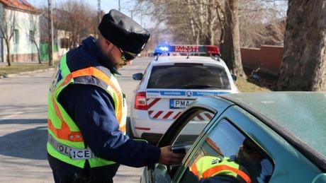 24 órán belül kétszer fogták el az eltiltott sofőrt