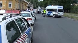 Új rendőrségi iroda a Cserben