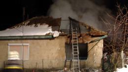 Gyújtogatás miatt éghetett le a pusztaszemesi ház?