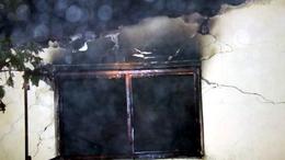 Félmilliós kár keletkezett a csurgói tűzben