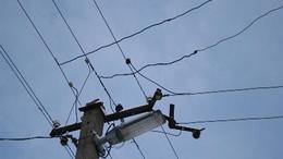 Kapával, fejszével támadt az áramszolgáltató embereire