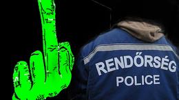 Rendőrre támadt az ittas férfi a Kaposváron