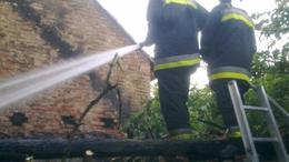 Somogyvári tűz: köszönet a gyermekmentőknek