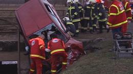 Autóval ütközött egy mozdony Somogyaszalónál