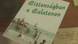 """Biztonságban a Balatonon"""