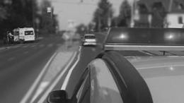Mentő ütközött személyautóval! Videó!