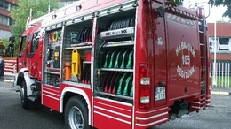 Rendszerbe állították a siófoki tűzoltóság első hazai gyártású járművét