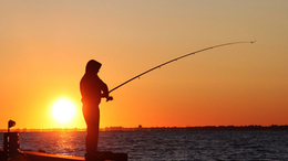 Horgászverseny miatt van, ahol tilos a horgászat