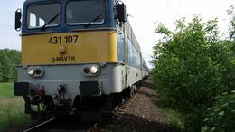 Gázolt a vonat Kaposszentjakabnál