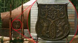 Bronz pajzsot loptak a somogyfajszi őskohóból
