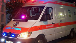 A mentősök sem unatkoztak az ünnepek alatt