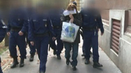 Betörők jártak Szita Bence gyilkos mostohájának a házában