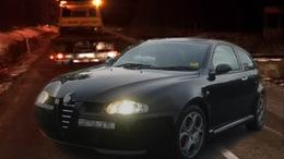 Alfa Romeo volt a halálos gázoló Böhönyénél!