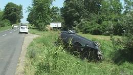 Motoros ütközött autóssal Mernyeszentmiklósnál