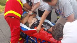 Fekete hétvége! Súlyos baleset történt Zamárdinál