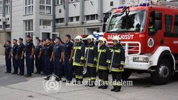 911: kollégáikra emlékeztek