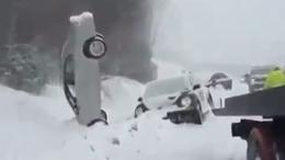 Oroszországban már beköszöntött az igazi tél