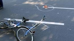 A kórházban elhunyt az elgázolt 88 éves biciklis