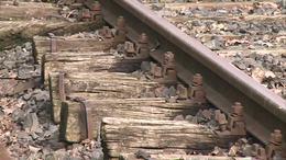 Gázolt a vonat a Balatonnál
