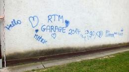 Bíróság elé mehet a 14 éves graffitis