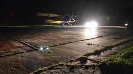 Újabb ejtőernyős szenvedett balesetet Kaposújlakon