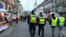 A rendőrség is készül az ünnepekre