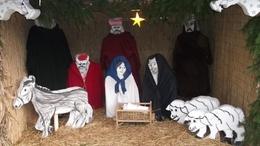 A körzeti megbízottak mentették meg a karácsonyt