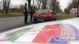 Két sofőrt is őrizetbe vettek szerdán a somogyi zsaruk