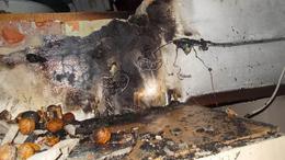 Családi ház lángolt Somogyszobon