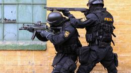 Lecsaptak a terrorelhárítók