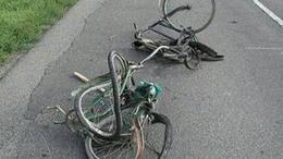 Elütöttek egy kerékpárost, az autós eltűnt